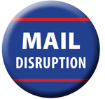 Mail Disruction