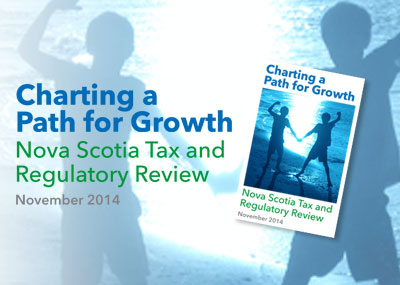 Charting a Path For Growth - Tax and Regulatory Review banner