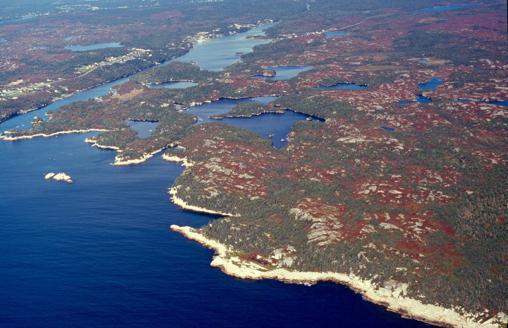 Terence Bay Wilderness Area Protected Areas Nova